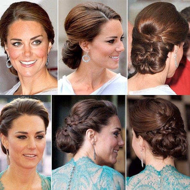 Wedding Hairstyle Kate Middleton : Oltre 25 fantastiche idee su hochzeitsfrisur kate middleton