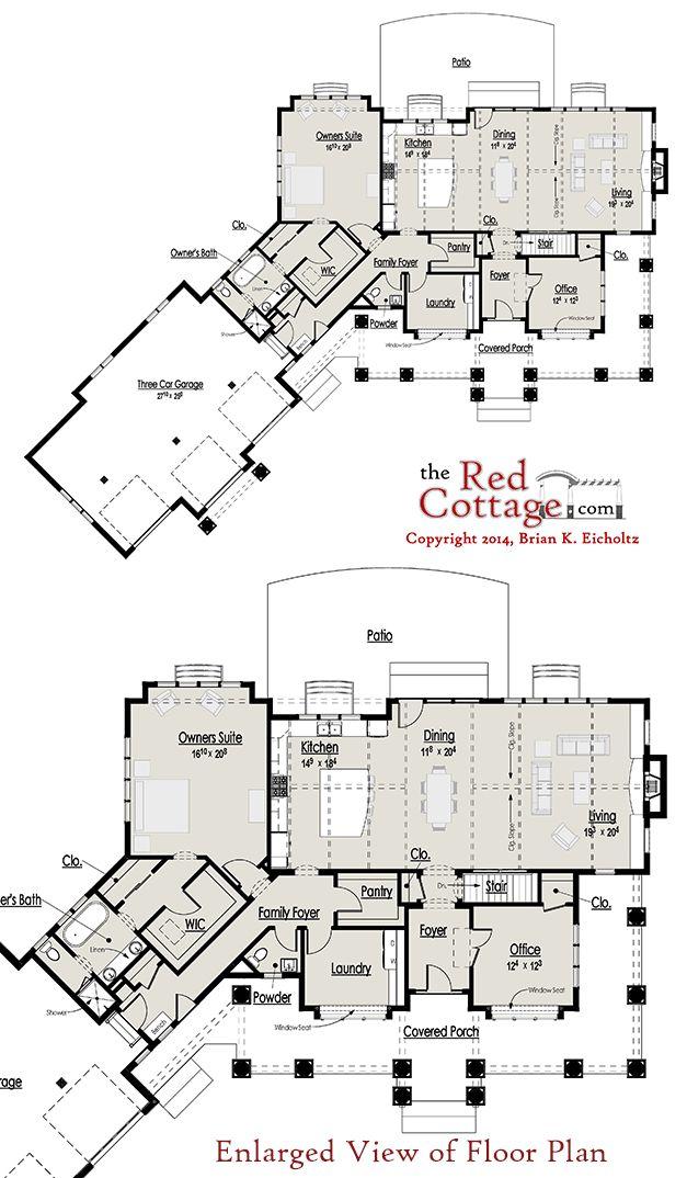 Best 25 commercial building plans ideas on pinterest for Cottage construction plans