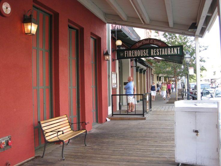 The Firehouse Restaurant - Sacramento, CA, United States