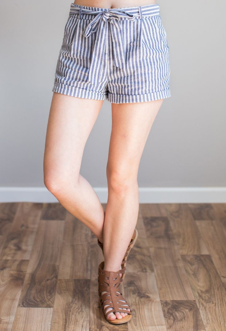 Swindell Striped Shorts
