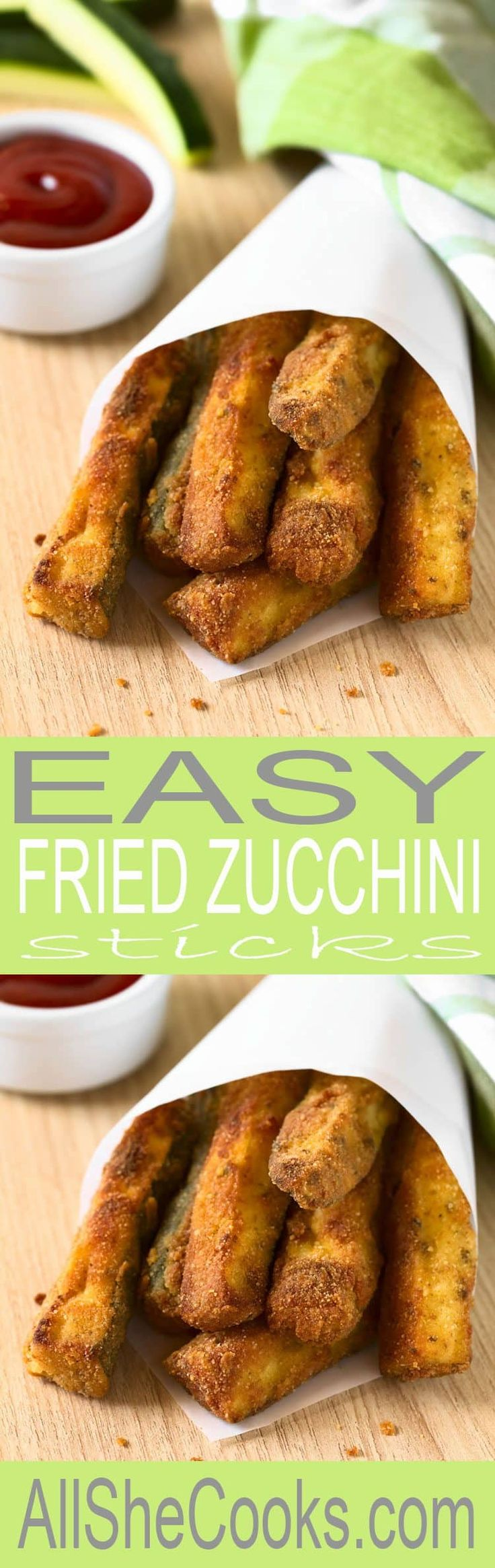 Copycat Zoo Sticks are fried zucchini sticks that are amazingly delicious. This is a fun and easy appetizer recipe. Full of flavor.