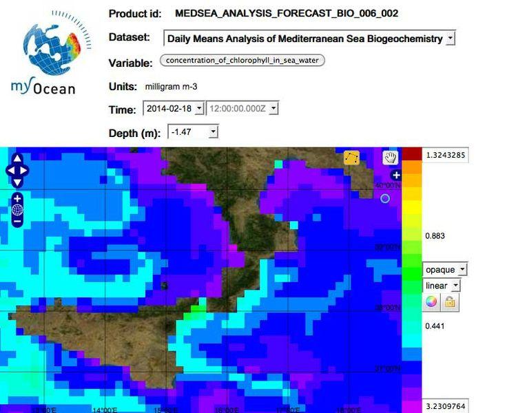 #meteo #forecast #fishing #pesca #mediterranean #mediterraneo #sea #mare 18/02/2014 #Sicilia #Sicily #Italy #Italia