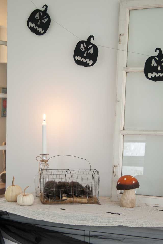 Halloween dekoration rotter 2014