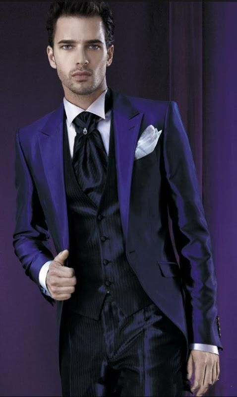 Men Tailcoat Purple Wedding Suits For Men Groomsmen Suits Groom Wedding Suits Custom Men Suits Peaked Lapel Groom Clothes Wedding Jean For Mens From Haohua888, $79.4| Dhgate.Com