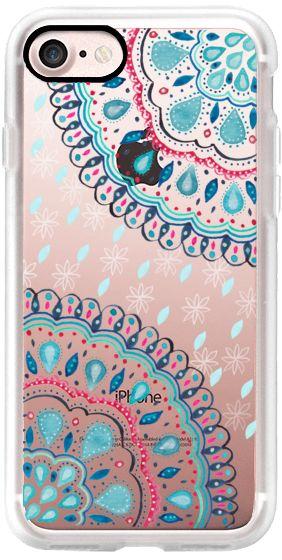 Casetify iPhone 7 Classic Grip Case - laces by Li Zamperini Art #Casetify