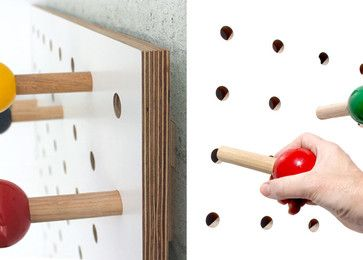 146 Best Images About Organization Pegboards On