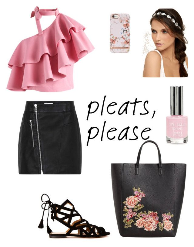 Untitled #5 by mariateodorabadicioiu on Polyvore featuring polyvore, fashion, style, Chicwish, MANGO, LULUS, Topshop and clothing