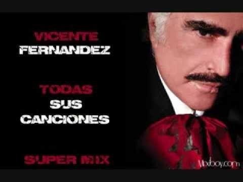 Vicente Fernandez - Super mix - [V] • 41 - El cantador - 2:01:03 • 42 - El alazan - 2:03:48 • 43 - El potro lobo gateado - 2:07:36 • 44 - Caballo prieto afamado - 2:11:35 • 45 - Hoy platique con mi gallo - 2:14:11 • 46 - La ley del monte - 2:17:46 • 47 - Que bonito amor - 2:21:40 • 48 - Por amor - 2:23:16 • 49 - Si nuestro amor se acaba - 2:26:39 • 50 - Marioneta - 2:29:20
