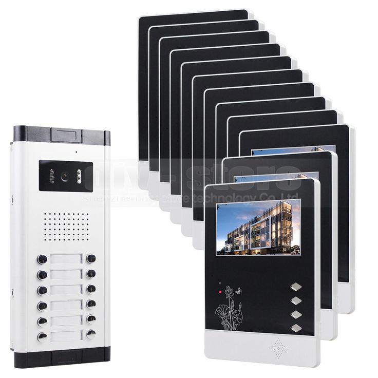521 best Door Intercom images on Pinterest   Doorbells, Doors and Gate