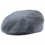 This wool cap is a replica of one worn by John Lennon in a famous picture. It's a very full cut cap made of fine wool by Anthony Peto of Paris and is available exclusively at Hartford York. Imagine. Made in Paris. Item Number: PETO13