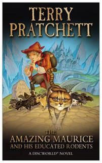 7,80€. Terry Pratchett: Amazing Maurice and his Educated Rodents