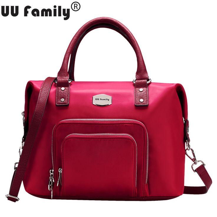 UU Family 2016 New Travel tote women Duffel Bag men overnight bags super light Expendable Capacity weekender bag Bolsa de Viaje