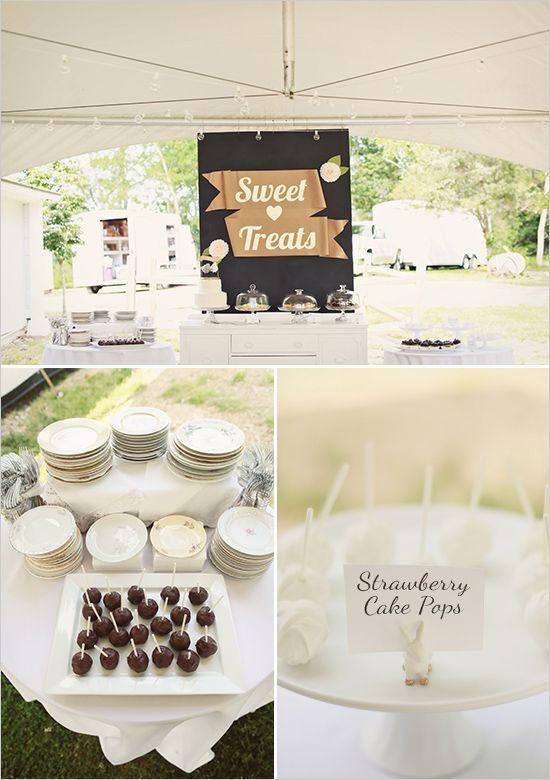 Best dessert sweets display images on pinterest