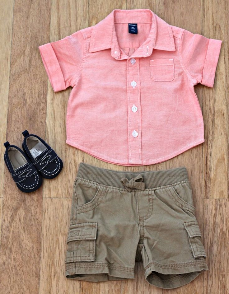 Baby laydowns styled by GBO | Source: http://gbofashion.com/menswear-monday-60-old-navy/