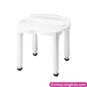 "Carex - B670CO - Universal Bath Seat, 16"" - 21"" Adjustable Height"
