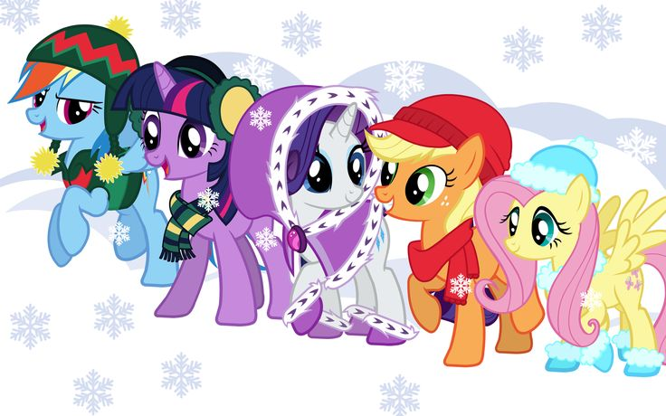 my little pony friendship is magic | My Little Pony Friendship is Magic wallpaper wallpaper 1920x1200. Merry Christmas to all you bronies out there.