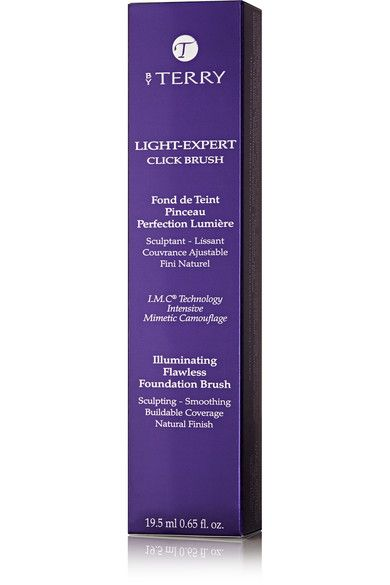 By Terry - Light-expert Illuminating Flawless Foundation Brush - Amber Brown 11, 19.5ml - Tan - one size