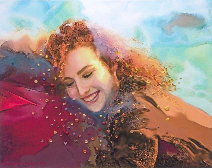 Картинки по запросу woman energy art