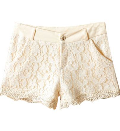 Lacey shorts