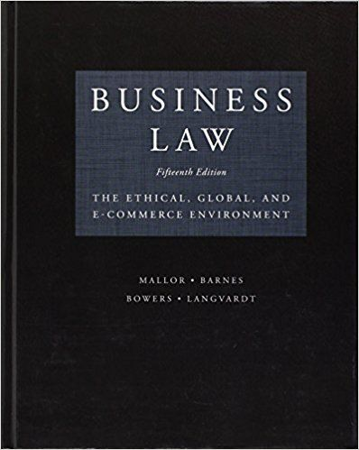 40 best business images on pinterest test bank business law 15th edition by jane mallor a james barnes fandeluxe Images