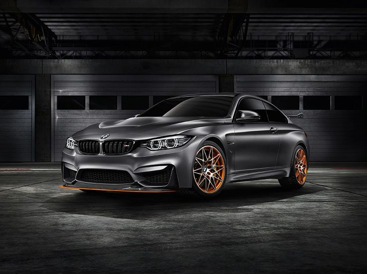 BMW concept M4 GTS: a track car for everyday usability: http://www.playmagazine.info/bmw-concept-m4-gts-a-track-car-for-everyday-usability/