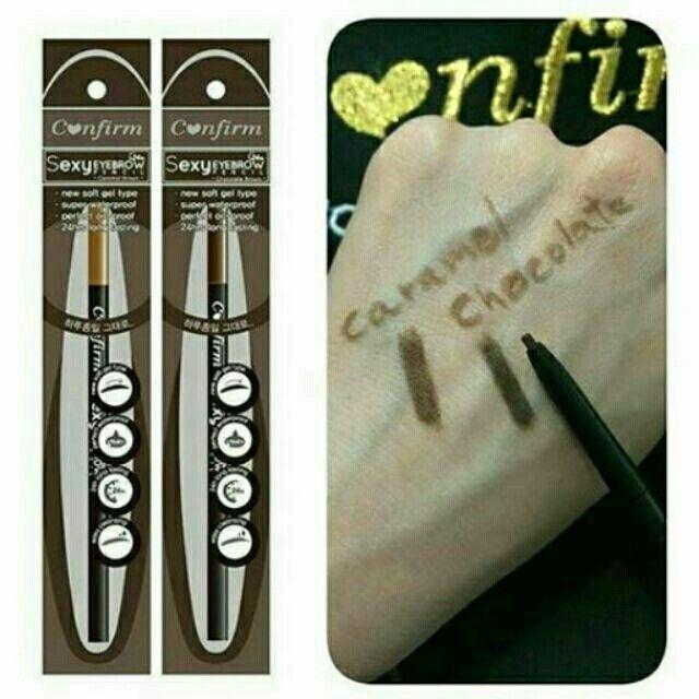 ขาย Confirm Sexy Eyebrow Pencil (Made in Korea) ในราคา ฿170 ซื้อได้ที่ Shopee ตอนนี้เลย!http://shopee.co.th/beautyrunway/2732326  #ShopeeTH