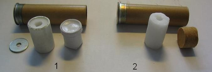 Карамельные модельные ракетные двигатели