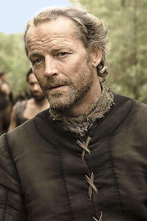 """Os atores do elenco de """"Game of Thrones"""" no primeiro e no último episódio - Primeira aparição: """"Winter is Coming"""" (Episodio 1, Temporada 1) - Jorah Mormont Última aparição: """"The Door"""" (Episódio 5, Temporada 6) - Jorah Mormont"""