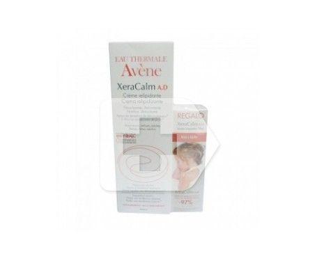 Avène Xeracalm crema 200ml + aceite limpiador regalo 50ml