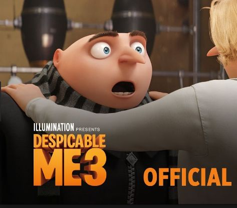 Despicable Me 3 (2017) Watch Online Full Movie