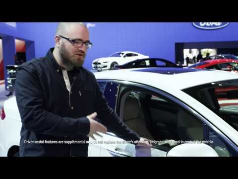 Lewis Hilsenteger unboxes the 2015 Ford Fusion | Point of View - YouTube