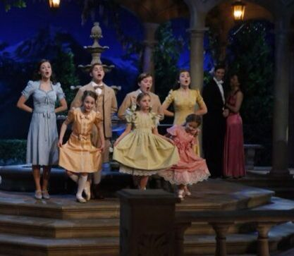 """So Long, Farewell"" Sound of Music LIVE!"
