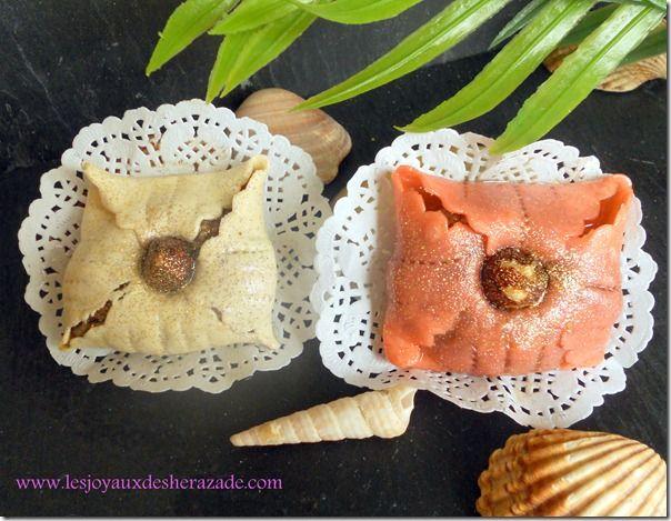 Gateau algerien, enveloppe algeroise