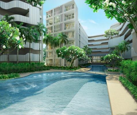theBASE Downtown Phuket. PhuketTerraceCondosHouse ...