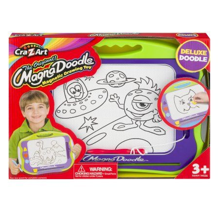 Cra-Z-Art The Original Magna Doodle Magnetic Drawing Toy, 1.0 CT