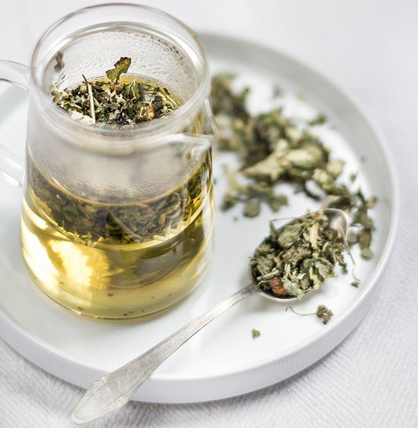 Tisana digestiva - Una tazza di salute A healthy cup of tea