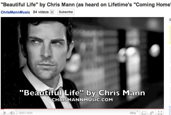 Chris Mann in Concert PBS Air Dates & Headlining Tour : Chris Mann