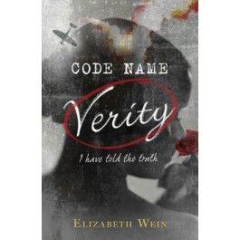 Code Name Verity $19.99