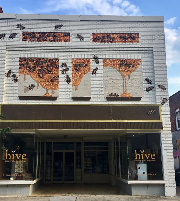 * mapped *The Hive specializes in fine stationery, wedding and event invitations, curated gifts, and paper based classes.