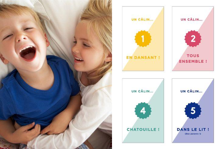 Le jeu des câlins | Bubble – comprendre et surprendre nos enfants