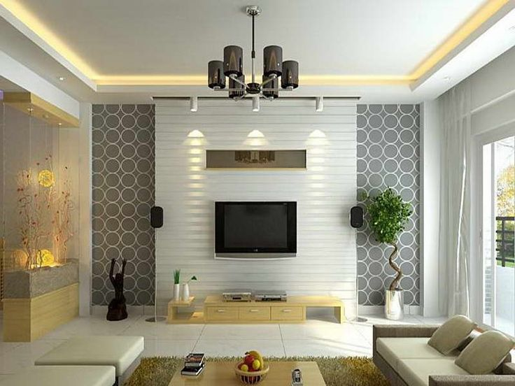 Wallpaper Ideas For Sitting Room Part - 23: Find Out The Best Living Room Wallpaper To Complete Your Dream House. Learn  More About It From Wallpaper Design For Living Room Wall Art That We  Present ...