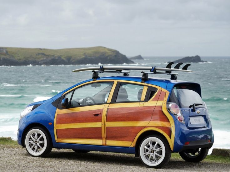 Chevrolet Spark Woody Concept 2010 Photo 01