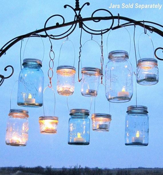 Hanging Mason Jars  http://www.etsy.com/listing/68732021/hanging-mason-jars-lids-10-outdoor?ref=sr_gallery_24ga;_search_submit=Searchga;_search_query=ga;_order=most_relevantga;_ship_to=USga;_view_type=galleryga;_page=13ga;_search_type=favoritesga;_facet=favorites