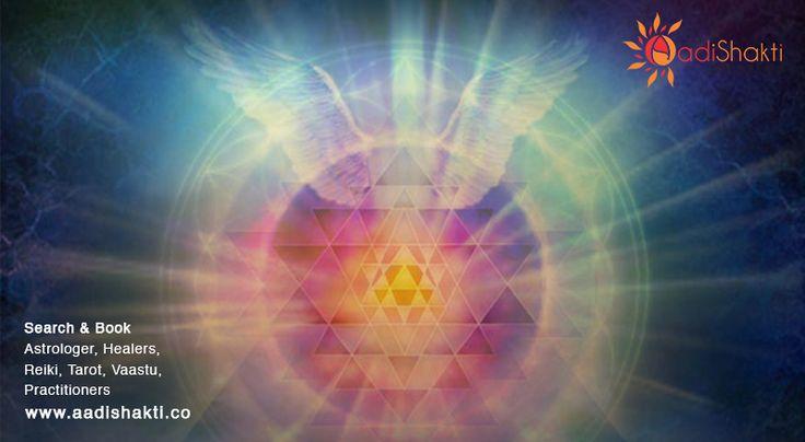 Angel healing is a method of energy healing at any long distance www.aadishakti.co