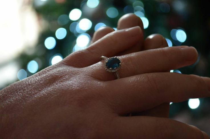 A Christmas Engagement - Our story :)