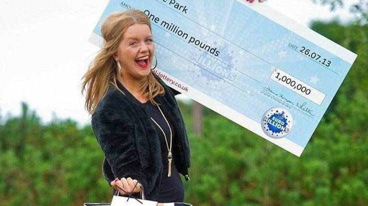 Η νεότερη νικήτρια της λοταρίας Euromillions στην Αγγλία, η οποία κέρδισε 1 εκατ. στα 17 της, σήμερα είναι 21 και τους κάνει μήνυση γιατί καταστράφηκε η ζωή της.