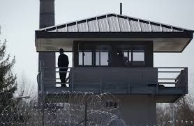 guard tower prison - Google Search