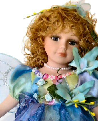 Porcelain Dolls for Sale | fairy porcelain doll cathay collection doll madelka belongs to cathay ...