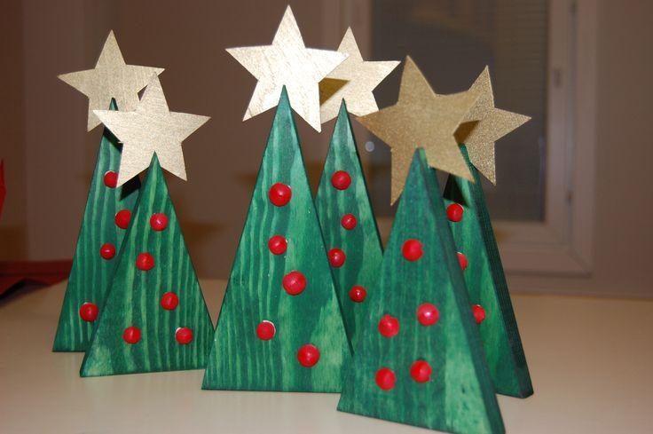 Christmas trees. Joulukuuset