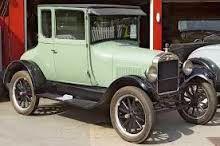 Το e - περιοδικό μας: 1926, το αυτοκίνητο αντικαθιστά τον ίππο στην πρωτ...